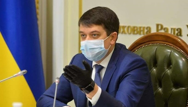 Разумков не поддерживает инициативу Кравчука о референдуме по оккупированным территориям