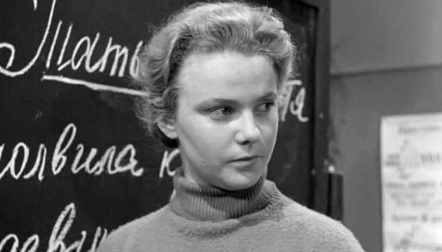 Померла актриса, яка зіграла головну роль у фільмі «Весна на Зарічній вулиці»