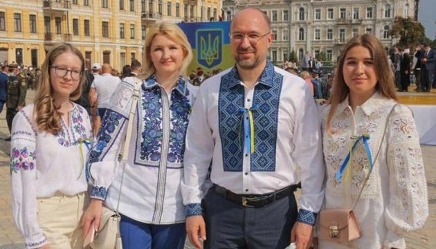 Дружина Шмигаля перехворіла на COVID-19