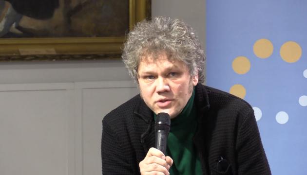 Письменник розповів про вектори розвитку української культури під час війни