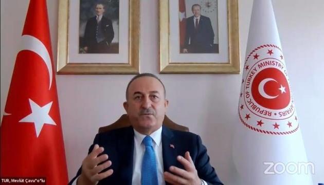 Türkischer Außenminister spricht in OSZE-Sitzung von Menschenrechtsverletzungen auf der Krim