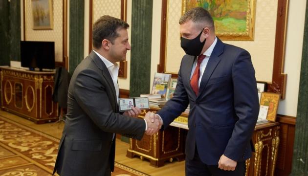 Президент призначив голову Хмельницької ОДА