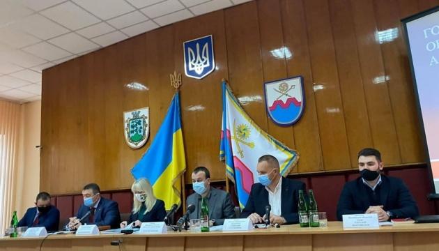 Вінницька ОДА проводить для  керівників громад навчання з питань територіальної організації влади