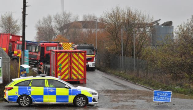 Поблизу Бристоля на заводі стався потужний вибух, є жертви - ЗМІ