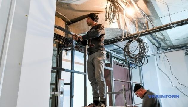 У Запоріжжі завершують будувати онкодиспансер, вже завезли швейцарське обладнання