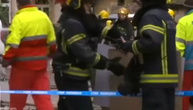 У Белграді біля телецентру стався вибух, загинула людина