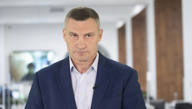 Vitaly Klitchko renforce les mesures de confinement à Kyiv