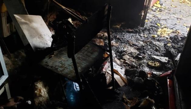 В Одесі згорів магазин депутатки міськради від Партії Шарія