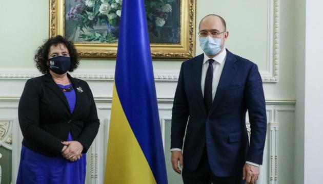 Shmyhal invites British business delegation to Ukraine