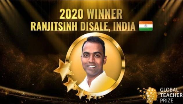 Переможцем Global Teacher Prize 2020 став учитель з Індії