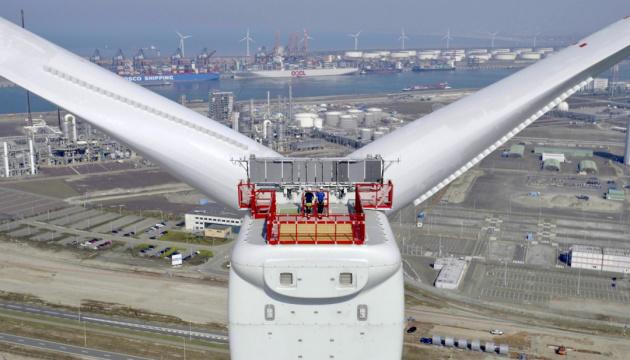 У США запустять найпотужнішу у світі вітрову турбіну
