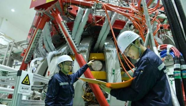 Китай запустил термоядерное «искусственное солнце»