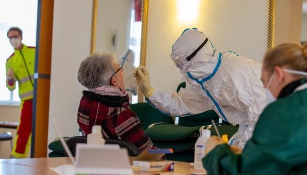 У Німеччині за добу - найбільша кількість смертей від початку пандемії