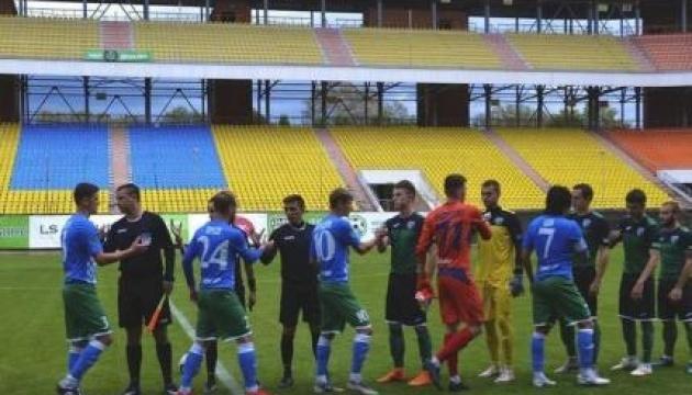 Перша ліга. «Альянс» обіграв «Кристал» перед зимовою перервою