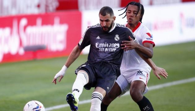 Ла Ліга: «Реал» обіграв «Севілью», чергова невдача «Барселони»