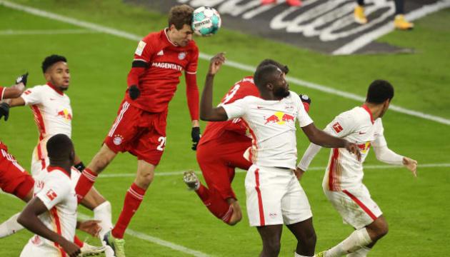 «Баварія» зіграла внічию з «РБ Лейпциг» в Бундеслізі