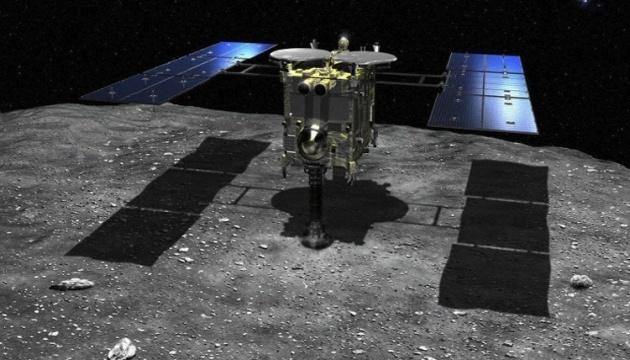 Японский зонд доставил на Землю образцы астероида Рюгу