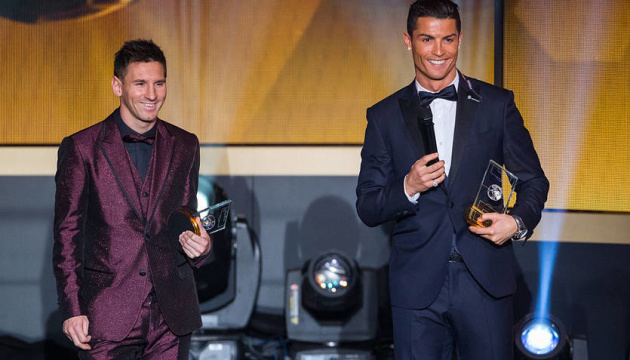 Роналду і Мессі увійшли до збірної кращих футболістів 2020 року за версією IFFHS