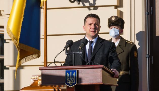 Verteidigungsausgaben: Keine Hrywnja weniger für ukrainische Armee - Präsident Selenskyj