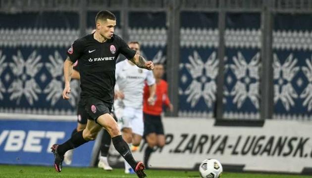 «Заря» обыграла «Днепр-1» в матче футбольной Премьер-лиги Украины