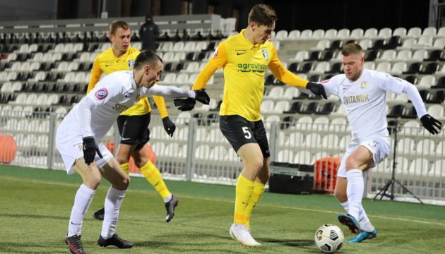 «Колос» не втримав перемогу над «Олександрією» у 12 турі Прем'єр-ліги України