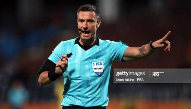 На матче «Интер» - «Шахтер» будут работать словенские судьи