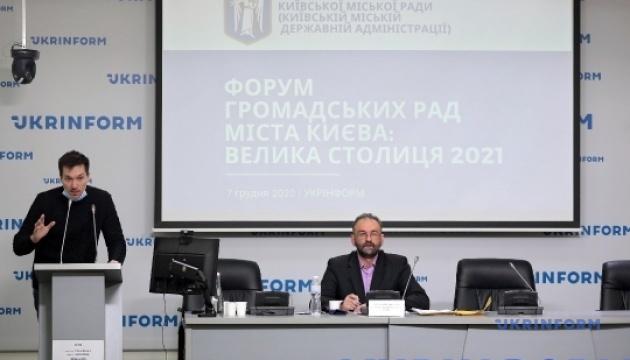 IV Форум Громадських рад Києва «Велика столиця-2021»