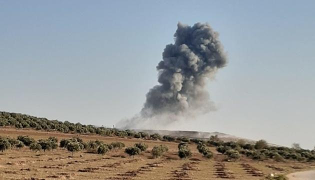У сирійському місті знешкодили однотонну авіабомбу