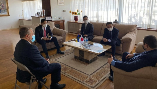 Honda хоче збільшити свою присутність в Україні – посол