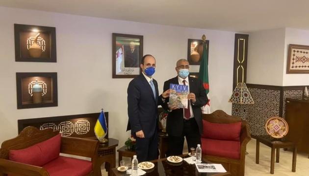 Ucrania y Argelia buscan intensificar la asociación en el sector turístico