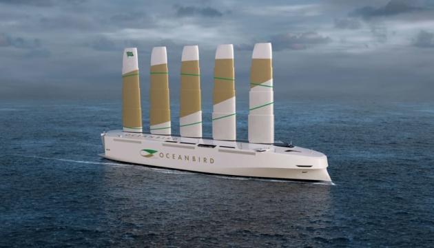 У Швеції будують найбільше у світі судно на вітроенергетиці
