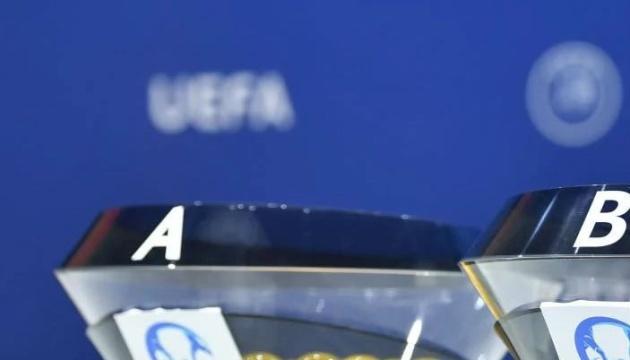 Футбольні збірні України U17 та U19 отримали суперників у євровідборі