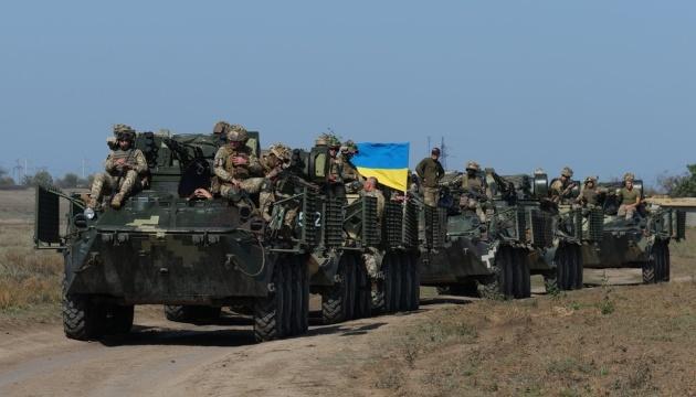 Відбити загрозу з моря: Десантно-штурмові війська ЗСУ провели навчання
