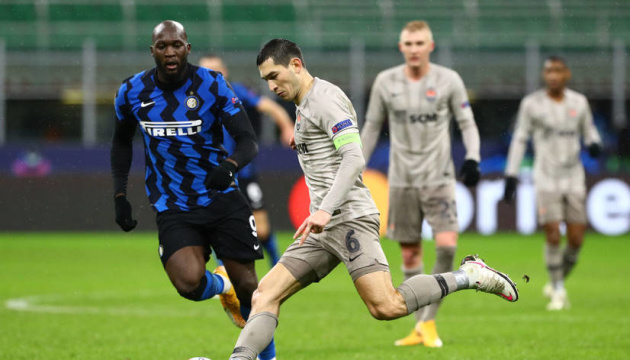 Shakhtar to play in Europa League after goalless draw with Inter