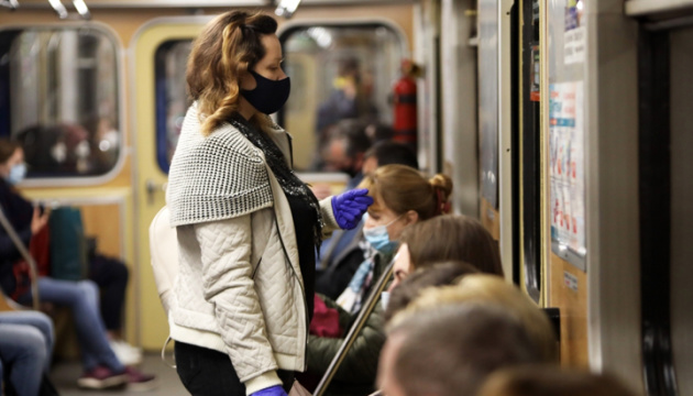 Kyiv subway to continue to operate during strengthened quarantine in January