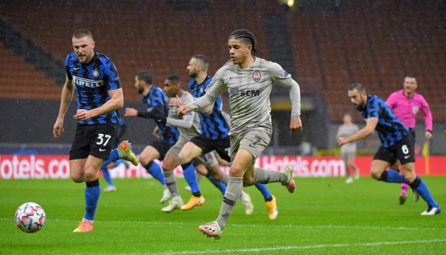Remis gegen Inter 0:0 reicht nicht: Schachtar steigt in die Europa League ab