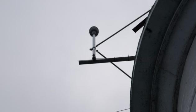 На Воронцовському маяку в Одесі встановили сучасну систему засобів навігації