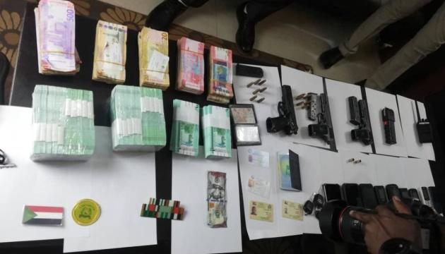 Грабители напали на консульство Украины в Судане