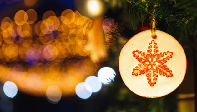 Школярі з Волині першими привітали Зеленського з новорічними святами