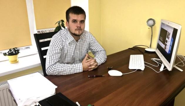 Тернопільську райраду очолив ветеран АТО/ООС