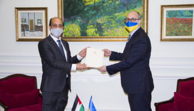 Ukraine hopes to liberalize bilateral trade with Jordan