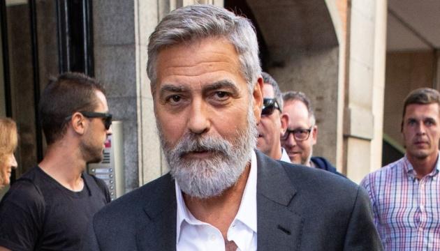 Джордж Клуні потрапив у лікарню через екстремальне схуднення для ролі