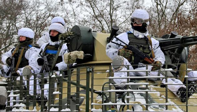 Fuerzas respaldadas por Rusia hacen fuego de morteros de 120 mm y lanzagranadas