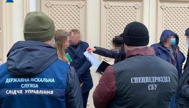 Земельна корупція і фірми в Росії: СБУ розповіла про обшуки у ексглави Одеської облради