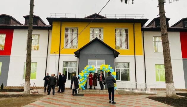 На Вінниччині завершили реконструкцію всіх п'яти запланованих шкіл