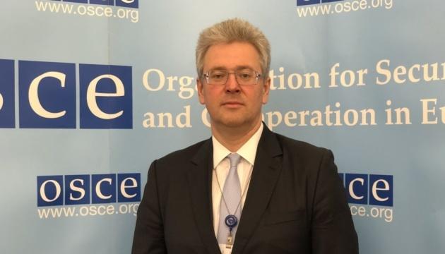 Tsymbaliuk: La posición activa del CoE podría traer cambios reales a las personas en Crimea y Donbás