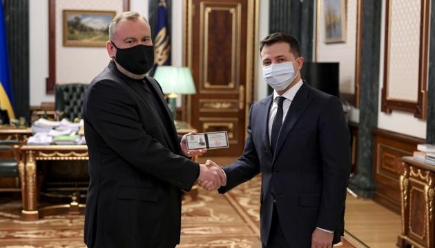 Зеленський призначив Резніченка головою Дніпропетровської ОДА