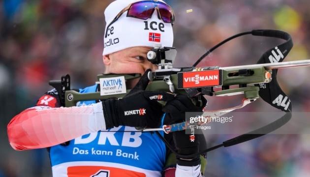 Норвежець Дале виграв спринт Кубка світу з біатлону у  Гохфільцені