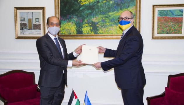 Ucrania espera liberalizar el comercio bilateral con Jordania