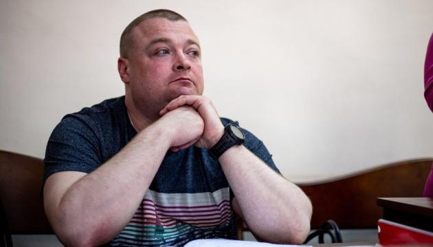 Ексберкутівця Шаповалова, який поновився через суд, звільнили зі служби